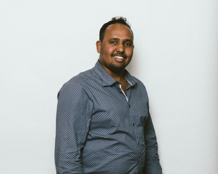 Ahmed Abdi neu